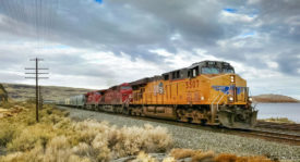 Washington Rail Infrastructure