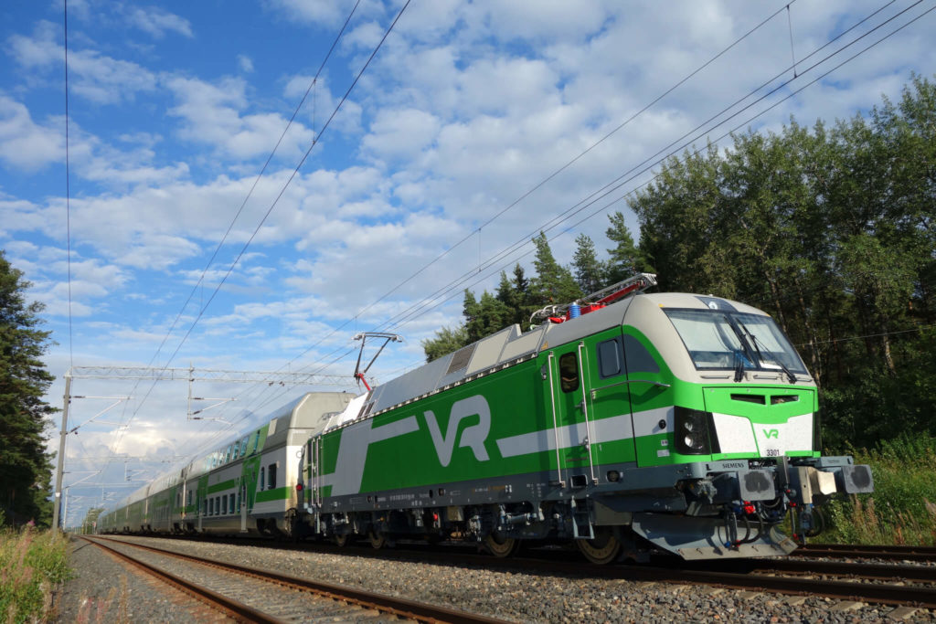 VR Group Vectron Locomotive