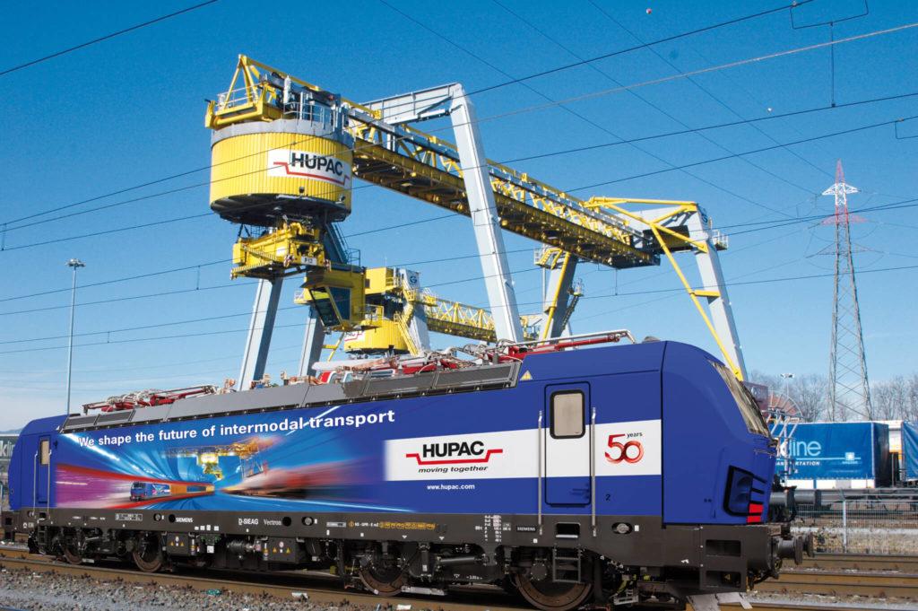 Siemens Locomotives