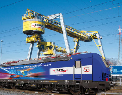 Switzerland: Hupac Orders New Siemens Locomotives