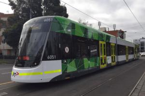 New E-Class Trams Begin Operation in Melbourne