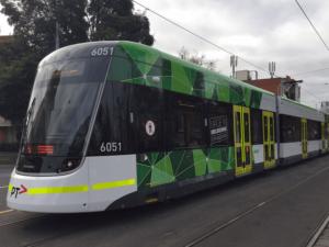 E-Class trams
