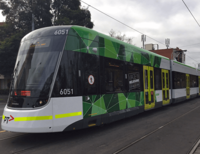 New E-Class Trams Begin Operation in Melbourne