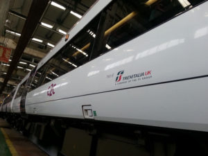 Trenitalia's c2c Named UK's Most Punctual Rail Operator