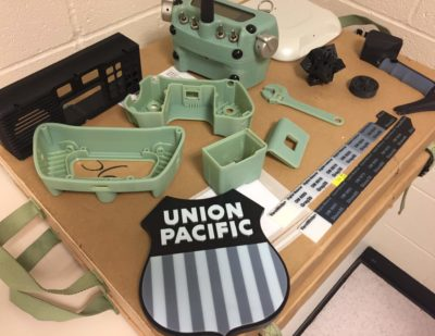 Union Pacific: 3D Printing Technology Revolutionises Railroading