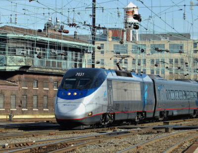 U.S. DOT Advances Rail Plans for Northeast Corridor
