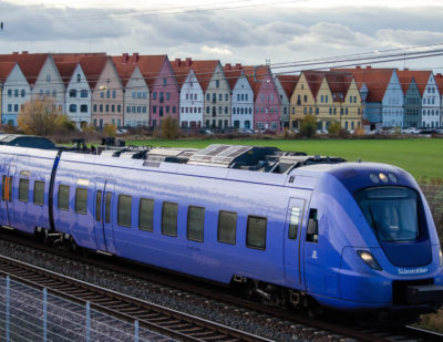 Arriva Wins Fleet Maintenance and Renewal Contract in Sweden
