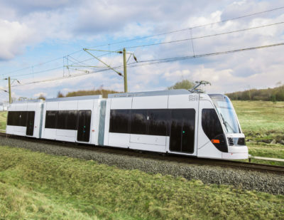 Siemens Avenio Tram for Doha Honoured with Design Award