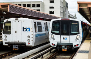San Francisco BART Fleet Advances to Next Testing Phase