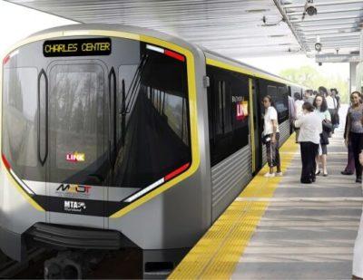 Hitachi-Ansaldo Partnership to Carry Out Baltimore Metro Improvements
