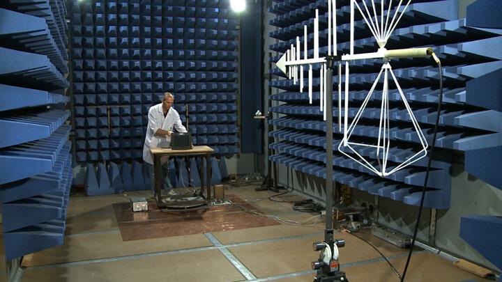 CENTRALP's Faraday Cage