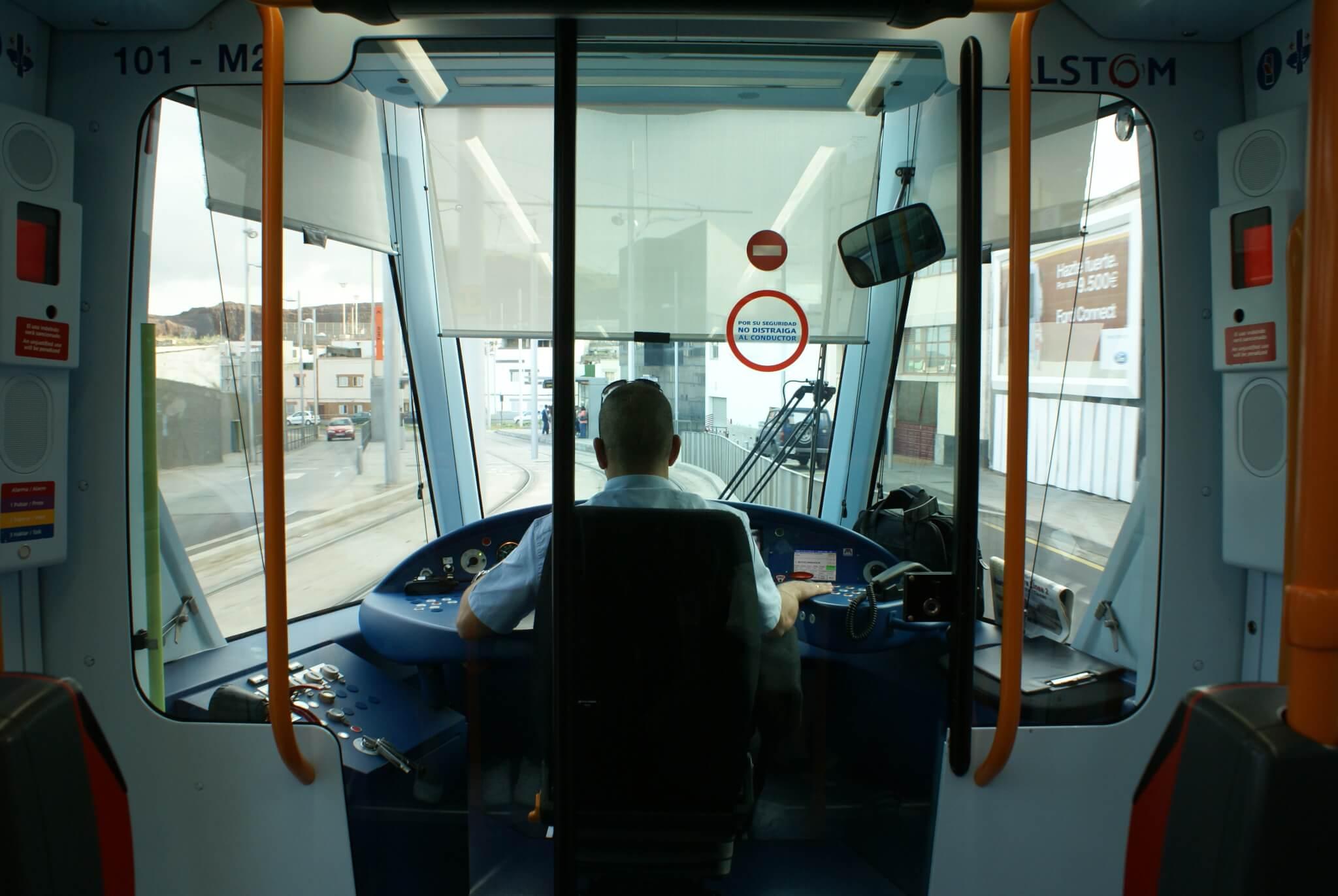 Tramway HMI Driver