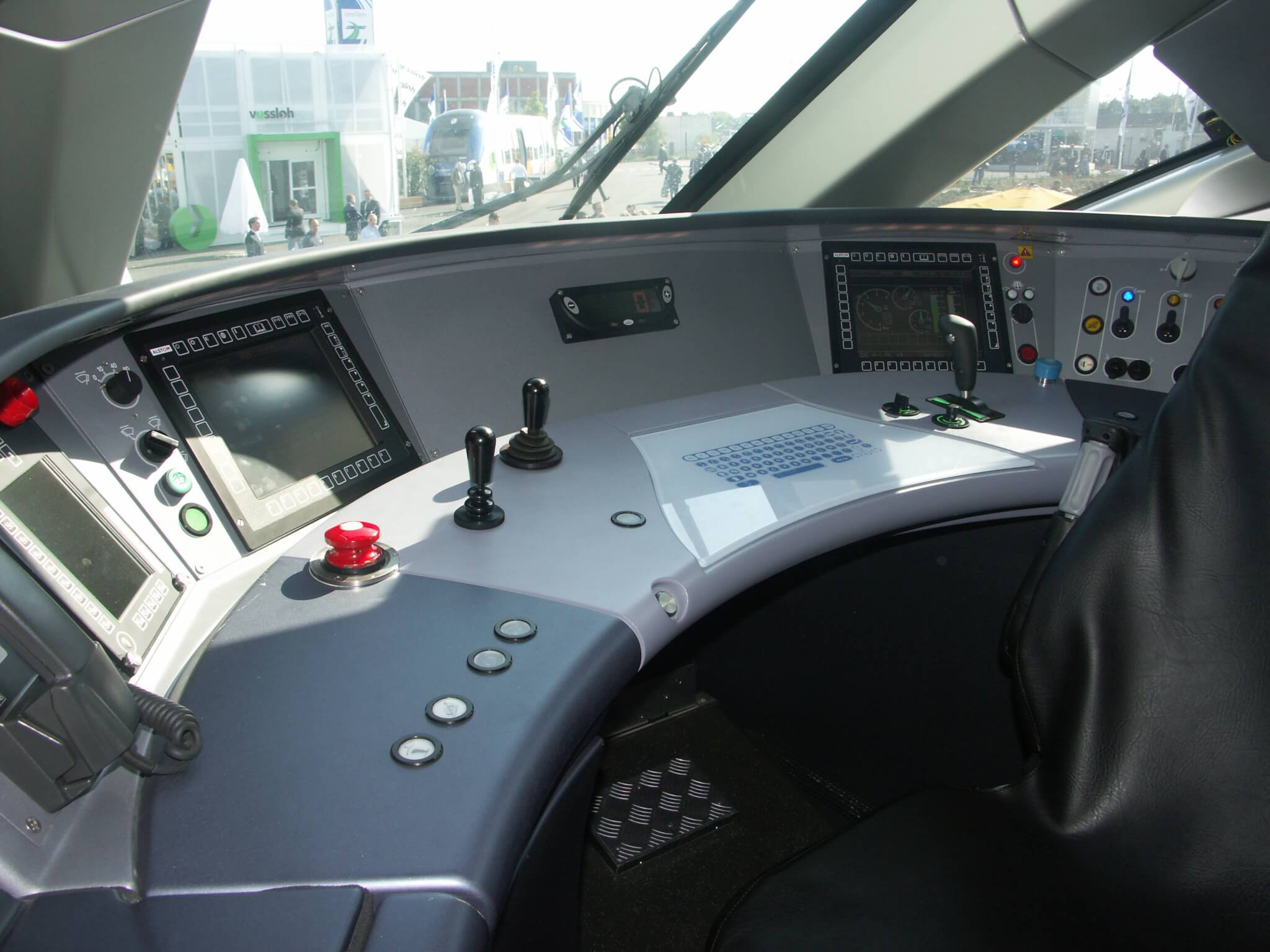 Example of Railway HMI Drivers Installation