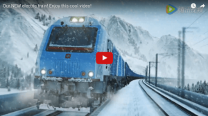 Chinese Electric Locomotive Obtains EEU Certification