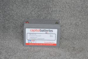 Capitol Batteries 12V