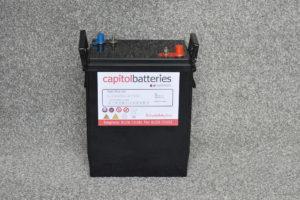 Capitol Batteries 6V