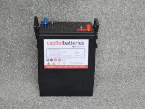 Batteries for Railway Applications