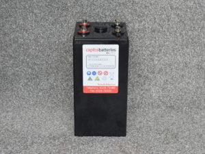 Railway Signalling & Transportation Batteries