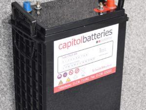Rail Battery Maintenance