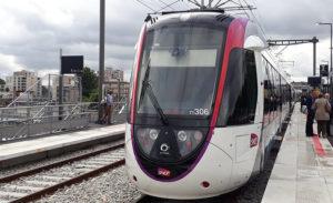 France: Citadis Dualis Tram-Train Enters Service on Le Bourget Line