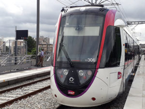 Citadis Dualis tram-train