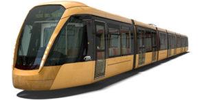 Algeria's New Citadis Trams Enter Commercial Service