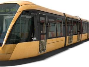Citadis Tram Algeria