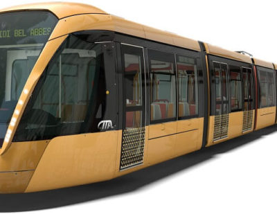 Algeria's New Citadis Trams Enter Commercial Service