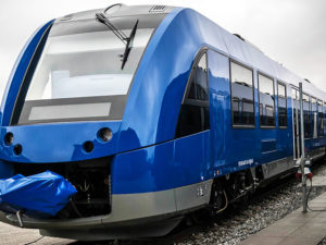 Coradia Lint Regional Train