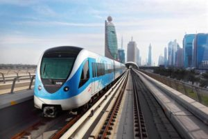 RTA Inspects Progress of New Trains for Dubai Metro