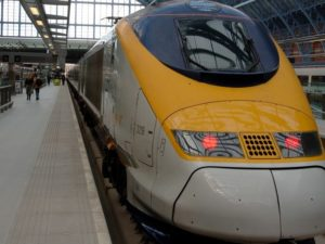 Eurostar Power Cars