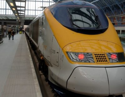 Eurostar Power Cars to be Donated to National College for High Speed Rail