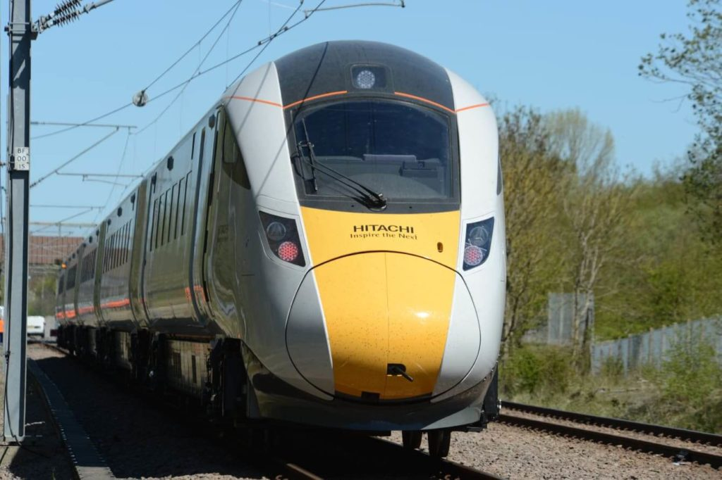Intercity Trains