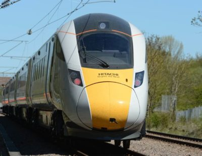 UK: Hitachi's New Intercity Trains Pass Digital Technology Tests