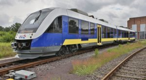 Lower Saxony Receives First Modernised Coradia Lint Train