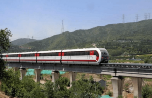 Beijing's First Maglev Prepares for Operation