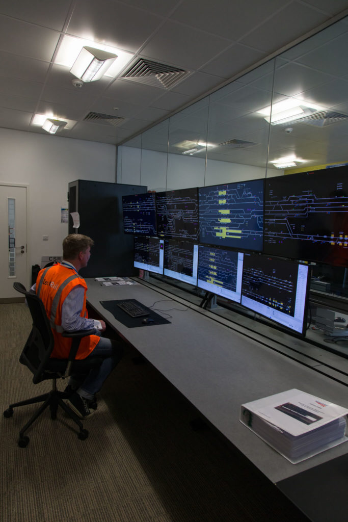 rail control solutions High-integrity systems developed within the railway industry need to demonstrate  compliance with en 50128, a standard for railway control and protection.