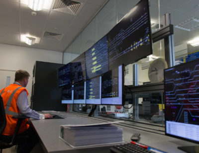 Resonate and Network Rail to Step Up Platform Operation Standards