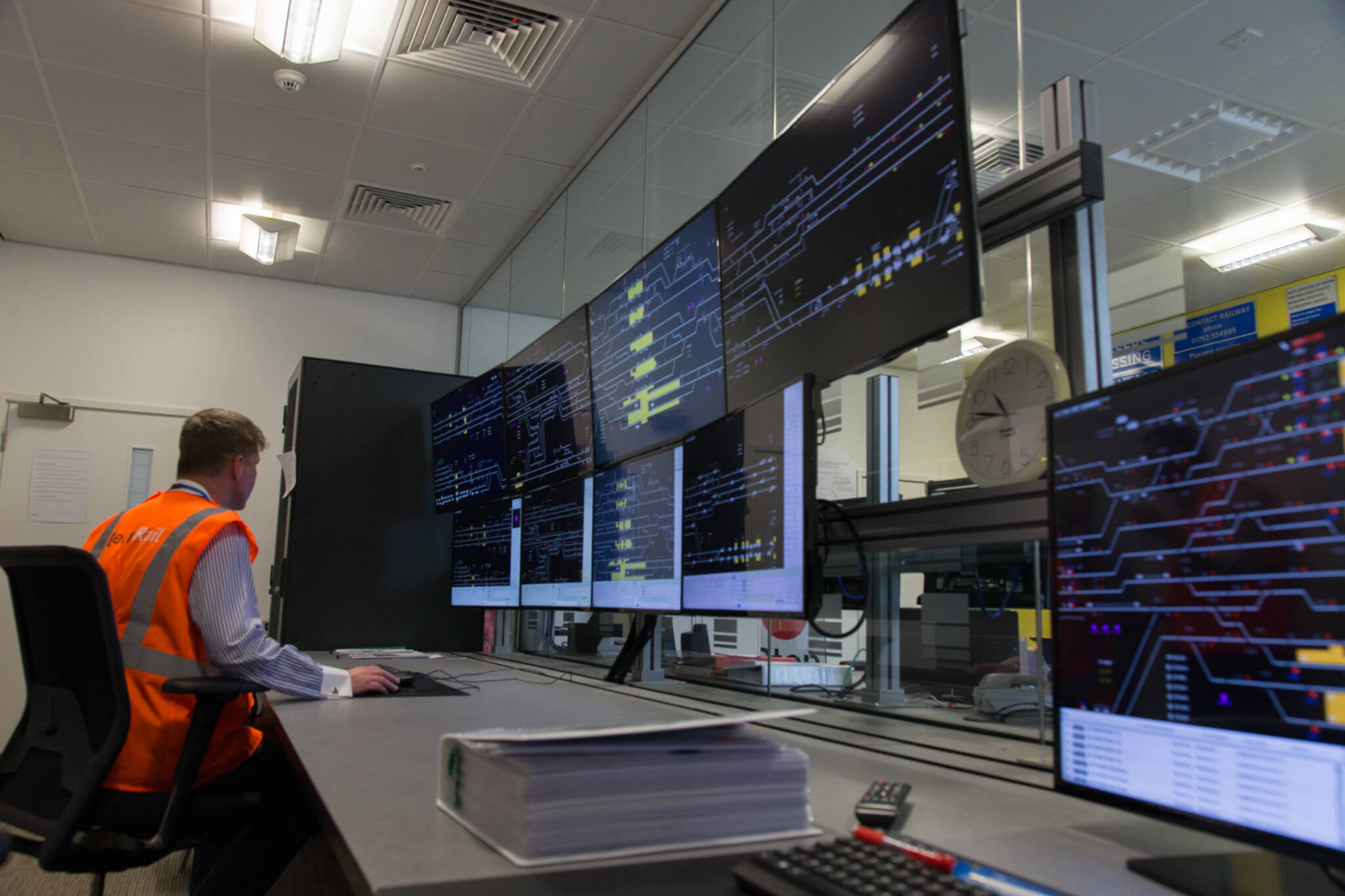 rail control solutions Operations control systems and rail-it solutions one of the greatest challenges of our times is to ensure cost-effective, sustainable mobility and, at the same time, provide attractive offers for rail customers.