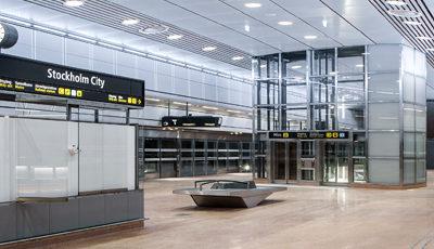 Stockholm City Line Enters Commercial Service