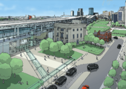 Construction Contracts for HS2 Phase One