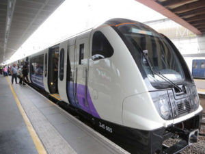 Elizabeth Line Trains