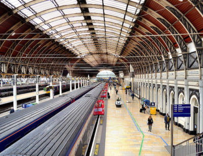Five New Railway Stations to be Built Across England and Wales