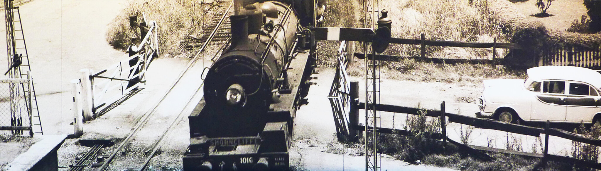 Level crossings have barely changed in a hundred years.