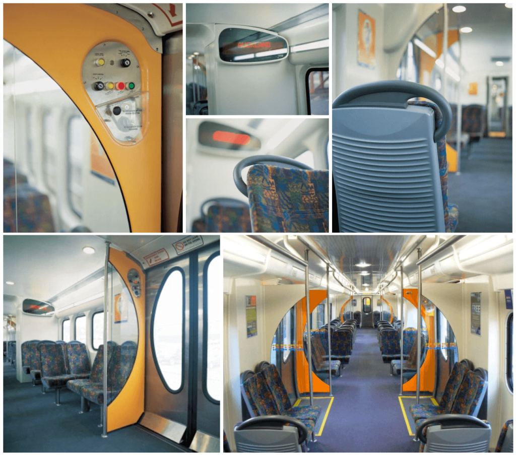 Auckland Train Refurbishment