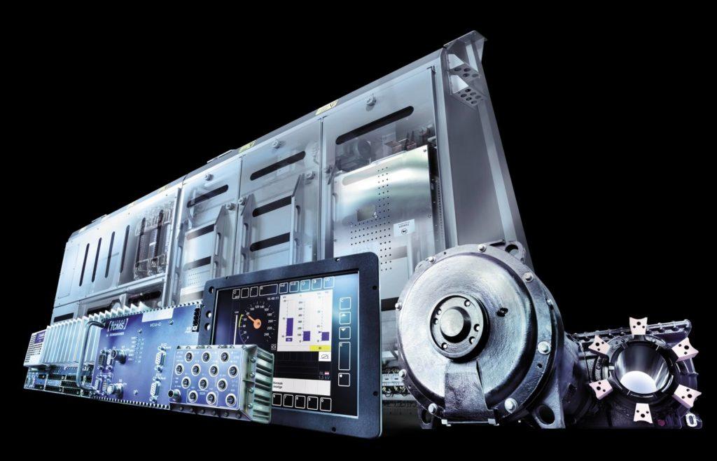 Nanchang Metro Control Equipment