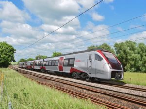 New Trains for Greater Anglia