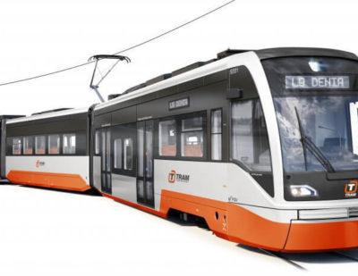 Stadler to Supply New CITYLINK Tram-Trains for Alicante