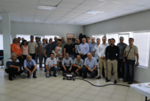 Frauscher Presents Modern Axle Counting System in Bulgaria