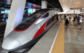 High-Speed Bullet Trains